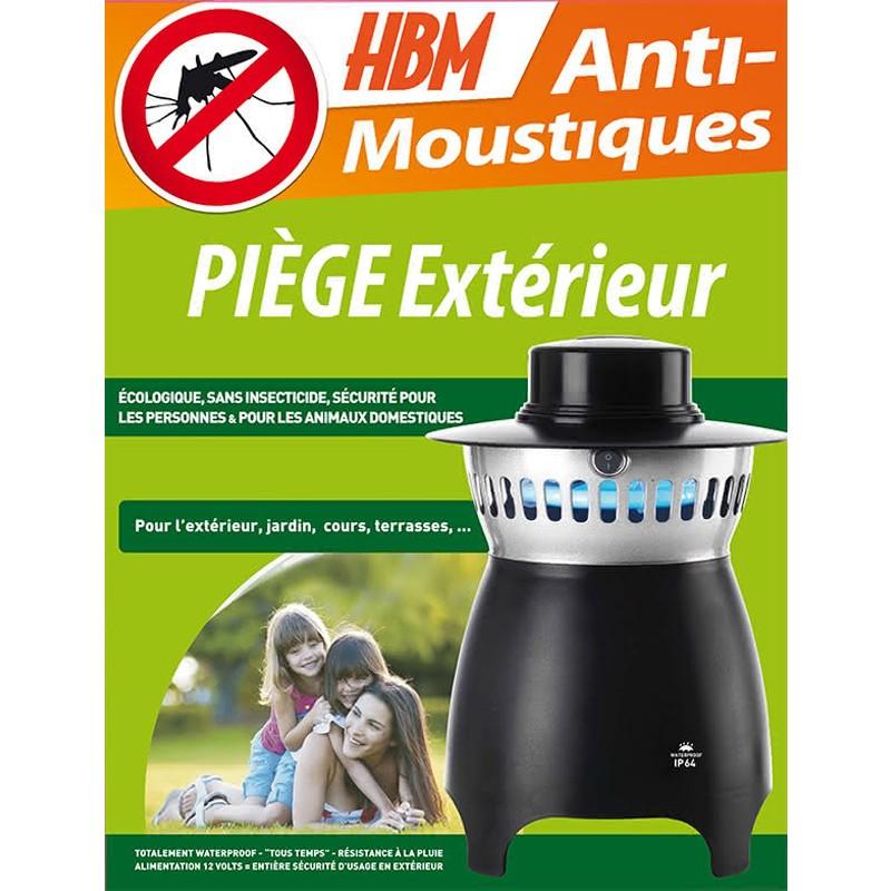 Piège moustique extérieur hbm