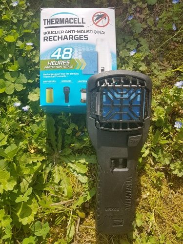 thermacell répulsif nomade